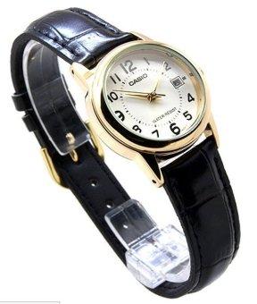 Đồng hồ nữ dây da Casio LTP-V002GL-7BUDF - 10227043 , CA192OTAA1AACDVNAMZ-1957643 , 224_CA192OTAA1AACDVNAMZ-1957643 , 713000 , Dong-ho-nu-day-da-Casio-LTP-V002GL-7BUDF-224_CA192OTAA1AACDVNAMZ-1957643 , lazada.vn , Đồng hồ nữ dây da Casio LTP-V002GL-7BUDF