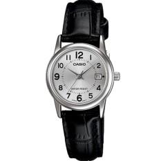 Đồng hồ nữ dây da Casio LTP-V002L-7BUDF