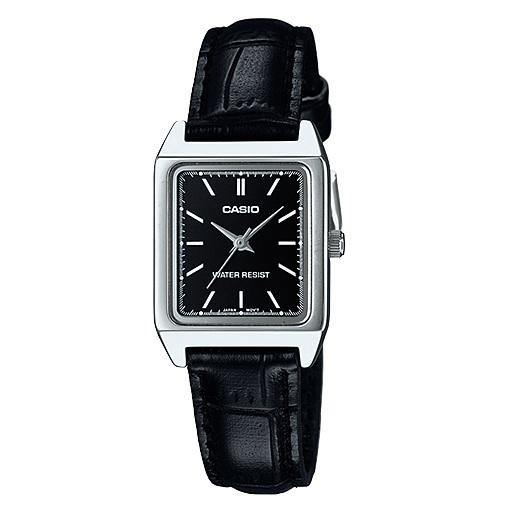 Đồng hồ nữ dây da Casio LTP-V007L-1E Chính hãng.