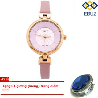 Đồng hồ nữ dây da JULIUS JA864 (hồng) + tặng 1 gương trang điểm mini - 8212641 , JU025OTAA2JZ4BVNAMZ-4377000 , 224_JU025OTAA2JZ4BVNAMZ-4377000 , 789000 , Dong-ho-nu-day-da-JULIUS-JA864-hong-tang-1-guong-trang-diem-mini-224_JU025OTAA2JZ4BVNAMZ-4377000 , lazada.vn , Đồng hồ nữ dây da JULIUS JA864 (hồng) + tặng 1 gương tra