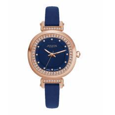 Đồng hồ JULIUS JU1015 (xanh đen) thanh lịch