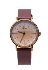 Đồng hồ nữ dây da Julius PJU1005 (Nâu)