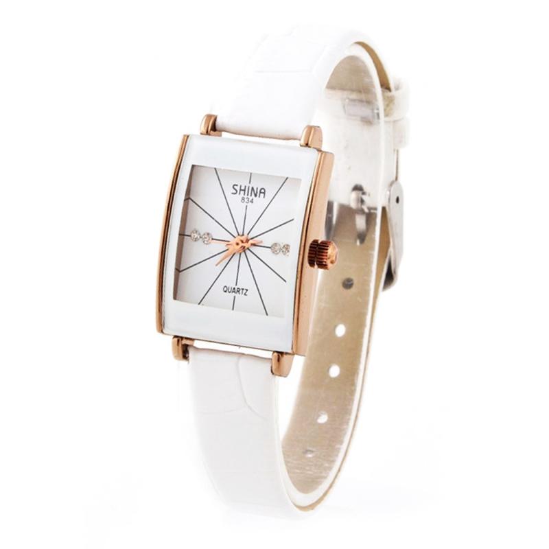 Nơi bán Đồng hồ nữ dây da nuc20144 (Trắng)