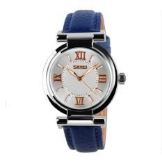 Cập Nhật Giá Đồng hồ nữ dây da Skmei SK016 (Xanh)