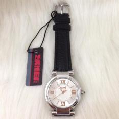 Đồng hồ nữ dây da Skmei SKE 9076 (Đen)