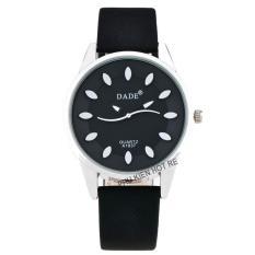 Đồng hồ nữ dây da tổng hợp Geneva PKHRGE038-2 (đen)