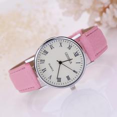 Đồng hồ nữ dây giả da Geneva AY030_PK6617