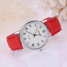 Đồng hồ nữ dây giả da Geneva AY030_RD6617