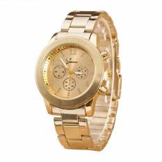 Đồng hồ nữ dây hợp kim Geneva BK035_GD7920