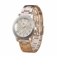 Đồng hồ nữ dây hợp kim Geneva BK035_SV7920