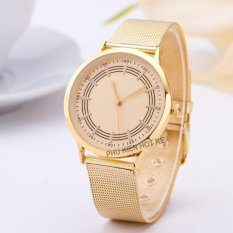 Đồng hồ nữ dây hợp kim Geneva PKHRGE040-2 (mặt ngà)