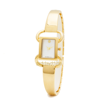 Đồng hồ nữ dây kim loại Babila BA1895-15NU (Vàng)