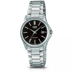 Đồng hồ nữ dây kim loại Casio LTP-1183A-1ADf (Bạc)