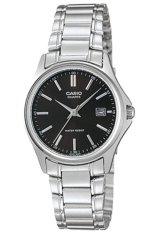 Đồng hồ nữ dây kim loại Casio LTP 1183A 1ADF (Bạc)