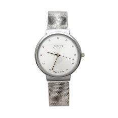 Đồng hồ nữ dây kim loại Julius PJU1052 (Bac)