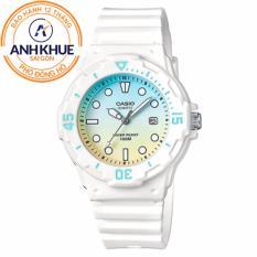 Đồng hồ nữ dây nhựa Casio Anh Khuê LRW-200H-2E2VDR
