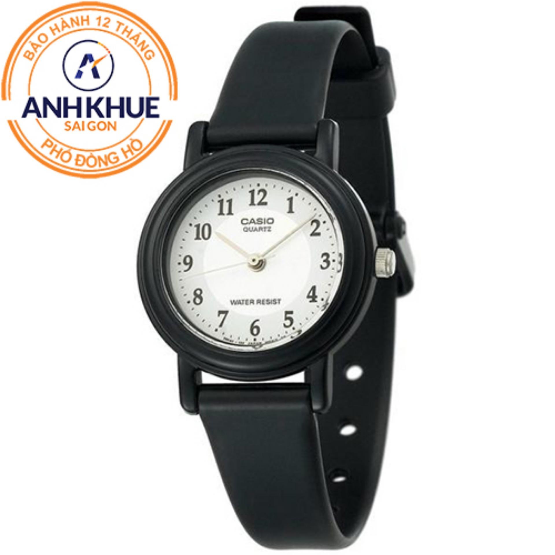 Giảm giá Đồng hồ nữ dây nhựa Casio Anh Khuê LQ-139AMV-7B3LDF