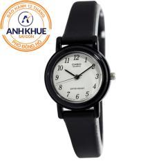 Đồng hồ nữ dây nhựa Casio Anh Khuê LQ-139BMV-1BLDF