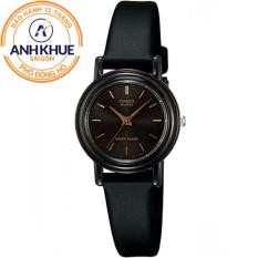 Đồng hồ nữ dây nhựa Casio Anh Khuê LQ-139EMV-1ALDF