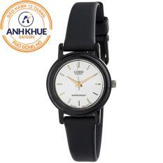 Đồng hồ nữ dây nhựa Casio Anh Khuê LQ-139EMV-7ALDF