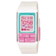 Đồng hồ nữ dây nhựa LDF-51-7CDR (Hồng)