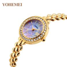 Đồng hồ nữ lắc tay đính đá YOHEMEI CH367 – D8A