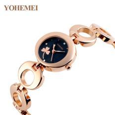 Bảng Giá Đồng hồ nữ lắc tay đính đá YOHEMEI CH377 – 1A