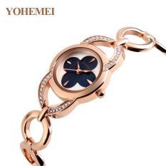 Đồng hồ nữ lắc tay đính đá YOHEMEI CH379 – 1A