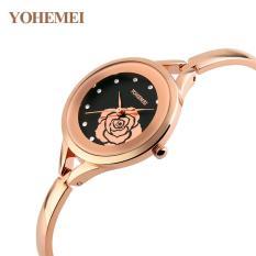 Bảng Báo Giá Đồng hồ nữ lắc tay đính đá YOHEMEI CH380 – 1A