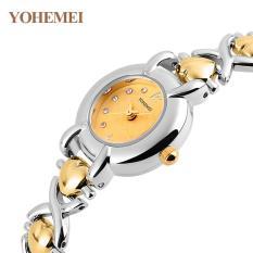 Cập Nhật Giá Đồng hồ nữ lắc tay đính đá YOHEMEI CH389 – 9A