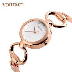 Chỗ bán Đồng hồ nữ lắc tay đính đá YOHEMEI CH391 – 7A