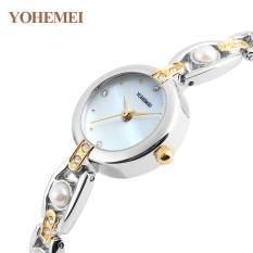 Đồng hồ nữ lắc tay đính đá YOHEMEI CH392 – 7A