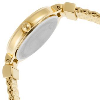 Đồng hồ nữ dây thép không gỉ Bulova 98R195 (Vàng)