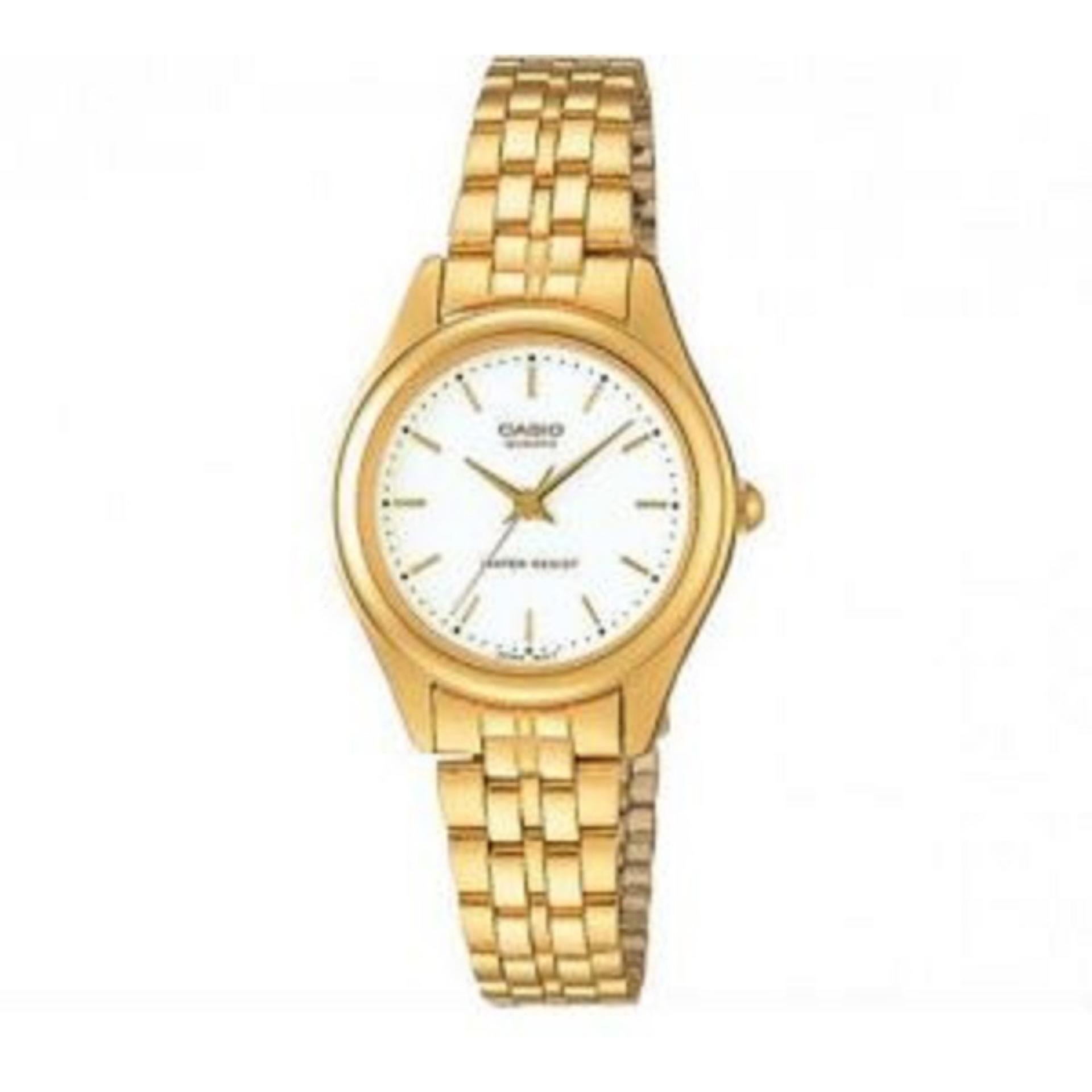 Đồng hồ nữ dây thép không gỉ Casio LTP-1129N-7ardf
