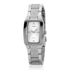 Đồng hồ nữ dây thép không gỉ Casio LTP-1165A-7C2DF
