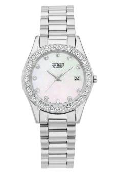 Đồng hồ nữ dây thép không gỉ Citizen EU2680-52D (Bạc)
