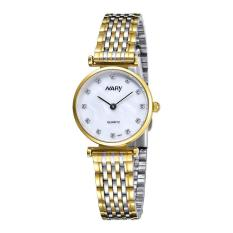 Đồng hồ nữ dây thép không gỉ Nary 19KN07
