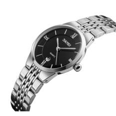Đồng hồ nữ dây thép không gỉ siêu mỏng SKMEI 9139 (đen)