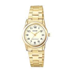 Đồng hồ nữ dây THÉP KHÔNG RỈ Casio LTP-V001G-9BUDF