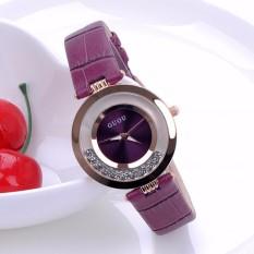 Đồng hồ nữ GUOU đá chạy thời trang GR-G0464