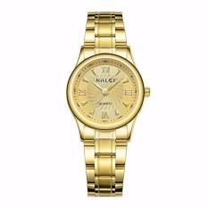Đồng hồ nữ Halei 153 V6 màu vàng chống nước