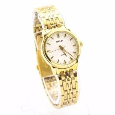 Đồng hồ nữ Halei 552 mặt tròn cực xinh