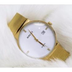 Đồng hồ nữ Halei HL169 V6 dây xích chống nước