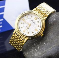 Đồng hồ nữ haLei 521 V6 màu vàng