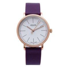 Đồng hồ Nữ JULIUS 1005 (TÍM)