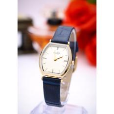 Đồng hồ nữ Julius Limited Hàn Quốc JU1189 (Xanh đen)