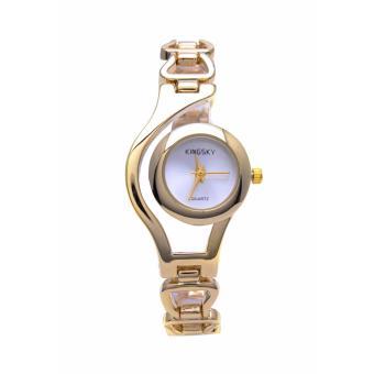 Đồng hồ nữ kết hợp lắc tay KINGSKY thời trang 001TSGKS (Vàng) - 8223810 , KI678OTAA3CR4RVNAMZ-5880907 , 224_KI678OTAA3CR4RVNAMZ-5880907 , 462000 , Dong-ho-nu-ket-hop-lac-tay-KINGSKY-thoi-trang-001TSGKS-Vang-224_KI678OTAA3CR4RVNAMZ-5880907 , lazada.vn , Đồng hồ nữ kết hợp lắc tay KINGSKY thời trang 001TSGKS (Vàng)