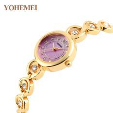 Nơi mua Đồng hồ nữ lắc tay đính đá YOHEMEI CH366 – D8A