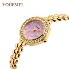 Đồng hồ nữ lắc tay đính đá YOHEMEI CH367 – D10A