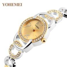Cửa hàng bán Đồng hồ nữ lắc tay đính đá YOHEMEI CH370 – D9A